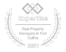 2021 Expertise.com Best Property Managers in Fort Collins